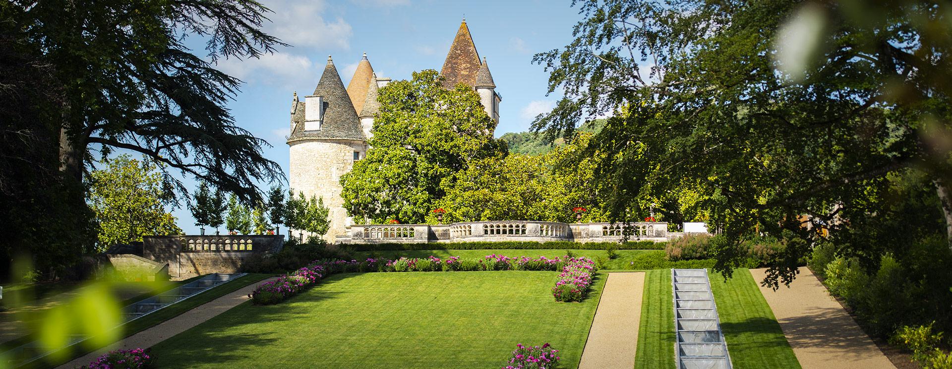 Horaires Et Tarifs Le Chateau Et Jardins Des Milandes